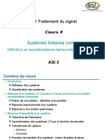 4- Systeme Lineaire Continu