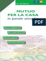 Guida Mutuo Banca d Italia