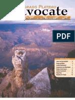 Summer 2001 Colorado Plateau Advocate
