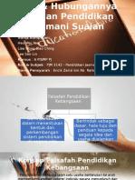 FPK Hubungannya Dengan Pendidikan Jasmani Suaian