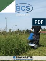 BCS Brochure 2016