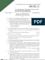 08r05310202 Electrical Measurements