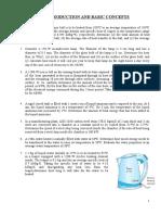 1. Prob. Sheet Basic Concepts