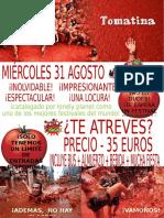 Festival La Tomatina