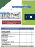Edital Verticalizado PCPE2016 - Focus Concursos