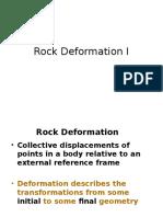 2 Deformation I