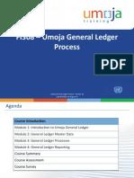 FI308 Umoja General Ledger Process ILT PPT v15 RFP