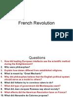 french revolution 2015