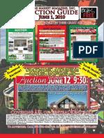 June 1 Auction Guide
