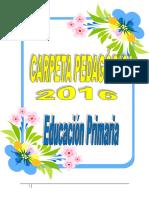 CARPETA PEDAGÓGICA 5