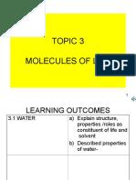 c1.Molecules of Lifes