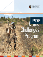 2011 Grand Challenges Pamphlet