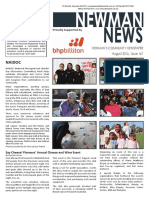 Newman News August 2016 Edition