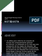 Netiqueta Miguel Montoya