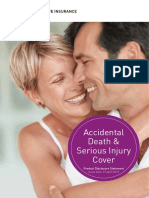Real Insurance Accidental Death Pds