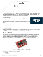 How to Install FTDI Drivers - Learn.sparkfun