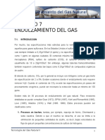 Endulzamiento de Gas Natural