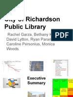 group 1 richardson library final presentation