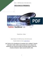 Adobe Audition Manuale Pratico Ita