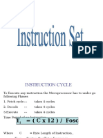 Emb DAY4_instruction Set