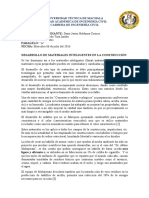 Dario Belduma - Desarrollo de Materiales Inteligentes en La Construcción