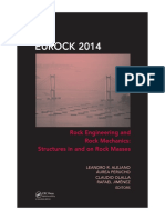 Rock Engineering and Rock Mechanics