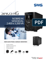 Catalogo de Nobreak SMS Power Sinus NG 23603 (150110)