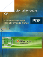 PresentaciónC# sistemas uni