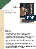 Derecho Penal Presentacion