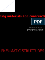 pneumatic structures - building construction