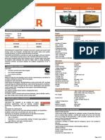UON Product Specification ES375kVA