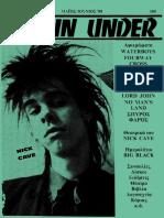 Rollin Under fanzine No 14