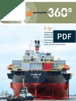 Revista 360 N.21 Ano v - 2011- Portugues_Ingles