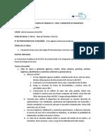 ACTA DE REUNION MESA N° 1 DE TRABAJO 25 JULIO 2016