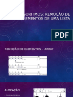 Algoritmos - Seminário LP3