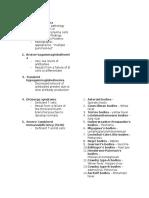 Pathognominic Signs of Pathologic Occurences