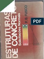 Livro - Estruturas de Concreto - FUSCO