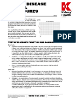 Kidney Disease Tests and Procedures