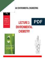 2. Environmental Chemistry
