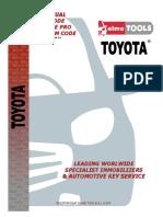 Toyota Manual Es