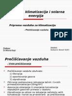 Grejanje klimatizacija i solarna energija