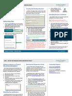 QRG - Online Exam Setup for Windows