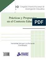 2do Congreso de Investigación Eduactiva UPD