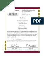 minnesota public policy certification 2-19-16