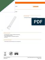 GPS01 1028570 PURITEC HNS Germicidal Ultraviolet Lamps