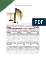 AUDIENCIA PRELIMINAR EN JUICIOS LABORALES.docx