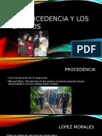 La Procedencia y Los Barrios