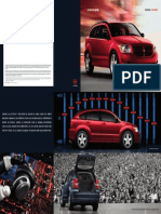 Catalogo Dodge Caliber 08