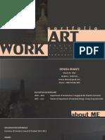 Portfolio - Denisa m0442009