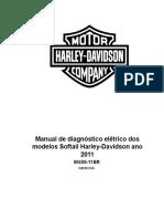 2011 - Manual de Diagnóstico Elétrico Softail